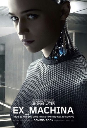ex machina plakat