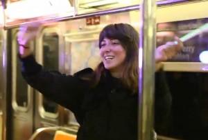 impreza w metrze disco