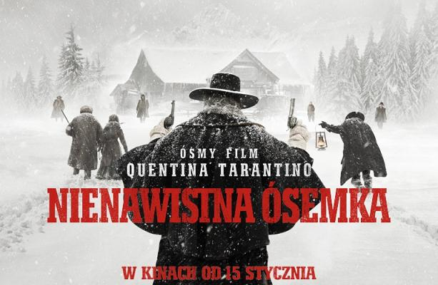 Nienawistna ósemka film western 2016