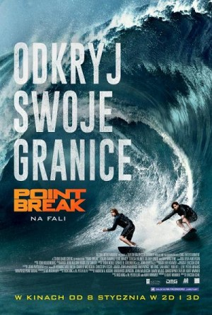 Point Break na fali 2015