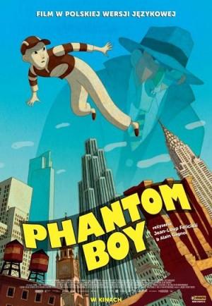 Phantom Boy chłopiec o niezwykłych możliwościach